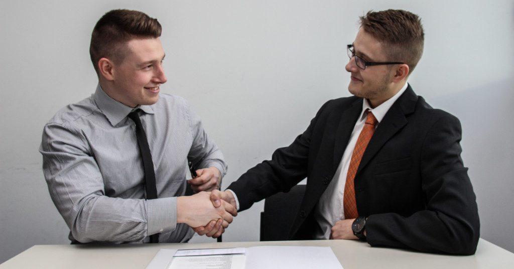 Bewerbungsgespräche Führen | Bewerbungsgesprach Ein Bewerbungsgesprach Richtig Fuhren